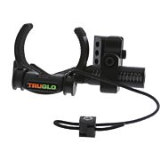 TRUGLO ARROW REST CARBON HYBRID DROP AWAY REST BLACK