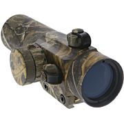 TRUGLO RED DOT SIGHT 1X30MM 5-MOA W/MOUNT MO OBSESSION