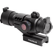 TRUGLO TRITON TACTICAL RED DOT 1X30MM RED/GREEN/BLUE DOT