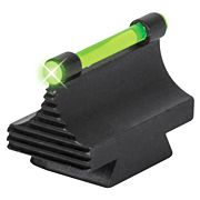 """TRUGLO SIGHT FRONT GREEN 3/8"""" DOVETAIL .343"""" HEIGHT"""