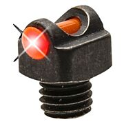 TRUGLO SIGHT STAR BRITE DELUXE 2.6MM THREAD FIBER OPTIC RED