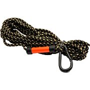 HME HOIST ROPE THE MAXX W/CARABINER 25' 1EA