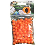 THE POCKET SHOT PRACTICE AMMO PLASTIC PACK OF 100