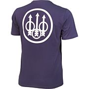 BERETTA T-SHIRT TRIDENT MEDIUM NAVY
