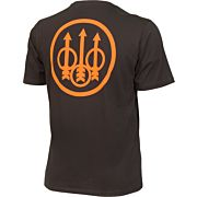 BERETTA T-SHIRT TRIDENT LARGE BLACK