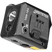 NIGHTSTICK SUB-COMPACT WEAPON LIGHT W/GRN LASER SPRG HELLCAT
