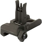 JE FLIP-UP FRONT STEEL SIGHT BLACK