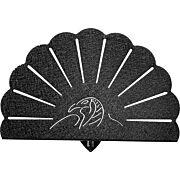 SKULL HOOKER TURKEY HOOKER GRAPHITE BLACK