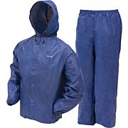 FROGG TOGGS RAIN SUIT MENS ULTRA-LITE-2 2X-LARGE BLUE