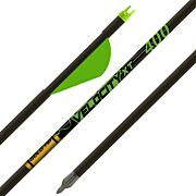 "GOLD TIP ARROW VELOCITY XT 400 2"" RAPTOR VANES 1/2DOZ"