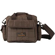 PEREGRINE OUTDOORS WILD HARE PREMIUM SPORTING CLAYS BAG BRN