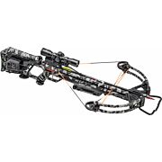 WICKED RIDGE XBOW KIT RAMPAGE 360 ACUDRAW 360FPS PEAK CAMO