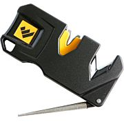 WORK SHARP PIVOT PLUS KNIFE SHARPENER W/TAPERED DIAMOND RD