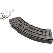 XTECH MAGAZINE MAG47 MIL AK-47 7.62X39MM 30RD STEEL REAR LUG