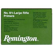 REM PRIMERS-LARGE RIFLE 5000-PK (5EA.-1000 PACK)