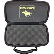 "CIMMARON REVOLVER CASE LARGE 5.5"" TO 8"" BARREL BLACK"