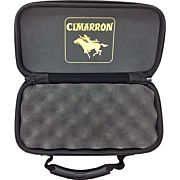 "CIMMARON REVOLVER CASE SMALL 3.5"" TO 5.5"" BARREL BLACK"