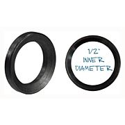 "YHM CRUSH WASHER 1/2"" FOR 5.56/6.8SPC/9MM AR-15"