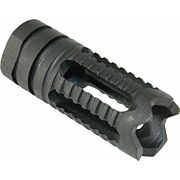 GUNTEC PHANTOM A2 FLASH HIDER AR10 BLACK