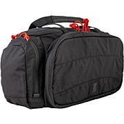 GREY GHOST GEAR RANGE BAG BLACK W/RED ZIPPER PULLS