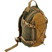 GREY GHOST GEAR THROWBACK BAG OLIVE DRAB/FIELD TAN
