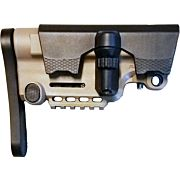AB ARMS STOCK URBAN SNIPER MIL-SPEC/COMMERICAL AR15 FDE