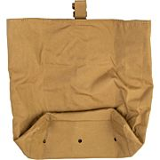 GREY GHOST GEAR ROLL-UP DUMP POUCH LAMINATE COYOTE BROWN