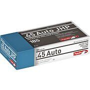 AGUILA AMMO .45ACP 185GR. JHP 50-PACK