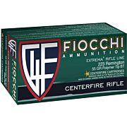 FIOCCHI AMMO .223 REM. 55GR. V-MAX 50-PACK