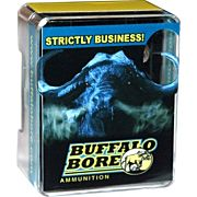 BUFFALO BORE AMMO 9MM LUGER+P 147GR. HARD CAST FN 20-PACK