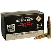 MAGTECH AMMO .300AAC BLACKOUT 123GR. FMJ 50-PACK