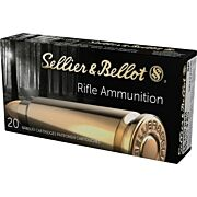 S&B AMMO .22-250 REMINGTON 55GR. JSP 20-PACK