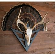 DO-ALL STRUT-N-SKULL TURKEY FAN/EUROPEAN SKULL MOUNT