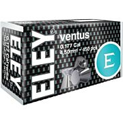 ELEY VENTUS PELLETS .177 4.50MM 8.2 GRAINS 450-PACK