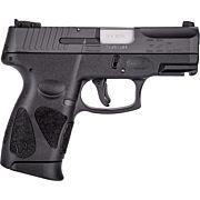 TAURUS G2C 9MM 10-SHOT 3-DOT ADJ. MATTE BLACK POLYMER