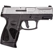TAURUS G2C 9MM 10-SHOT 3-DOT ADJ. MATTE SS POLYMER