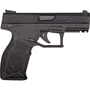 "TAURUS TX-22 .22LR 4.1"" ADJ. 10-SHOT  BLACK POLYMER"
