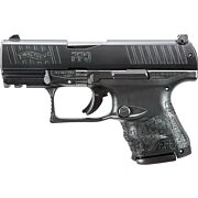 "WALTHER PPQ M2 SC 9MM 3.5"" LE MATTE BLACK PS SIGHT"