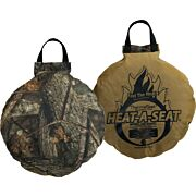 "NEP HEAT-A-SEAT 17"" DIA COYOTE BROWN/INVISION CAMO"