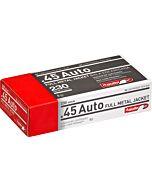 AGUILA AMMO .45ACP 230GR. FMJ-RN 50-PACK