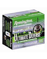 REM AMMO HD HOME DEFENSE .38 SPECIAL+P 125GR BJHP 20-PK