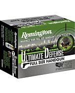 REM AMMO HD HOME DEFENSE 9MM LUGER 147GR. BJHP 20-PACK