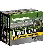 REM AMMO HD COMPACT HANDGUN DEFENSE .38 SPCL+P 125GR 20PK
