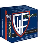 FIOCCHI AMMO .38 SPECIAL +P 125GR. XTP-HP 25-PACK