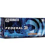 FED AMMO POWER-SHOK .450 BUSHMASTER 300GR. SP 20-PACK