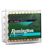 REM AMMO .22 LONG RIFLE 100-PK STD. VELOCITY TARGET 40GR. RN