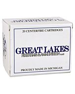 GREAT LAKES AMMO .50 BEOWULF 350GR. HORNADY XTP 20-PACK