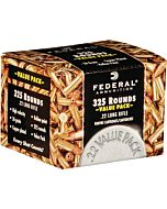 FED AMMO .22LR 1260FPS. 36GR. HOLLOW POINT 325-PACK
