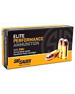 SIG AMMO .45ACP 230GR. FMJ 50-PACK
