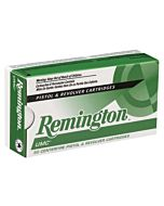 REM AMMO UMC .38 SPECIAL 158GR LEAD ROUND NOSE 50-PACK